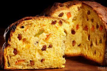 Панеттоне - вкуснейший итальянский кулич
