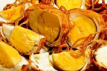 Закуска из яиц по-тайски