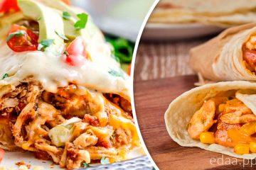 Мексиканский буррито классический рецепт